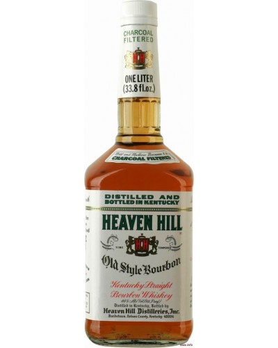 Виски Хевен Хилл Бурбон Heaven Hill 1л