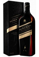 Виски  Johnnie Walker Double Black  Дабл Блэк 1л