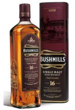 Виски Bushmills Malt 16 Year Old Бушмилс Молт 16 лет 0,7 л