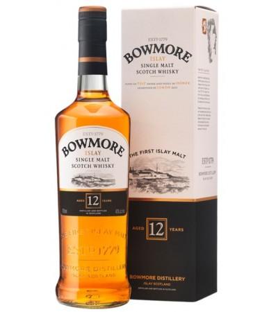 Виски Bowmore Enigma 12 YO Боумор 12 лет 1л