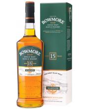 Виски Bowmore Mariner 15 YO Бомо Маринер 15 лет 1л