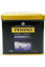 Чай Twinings Earl Gray Эрл Грей с бергамотом (Твайнингс или Твинингс) 200 g