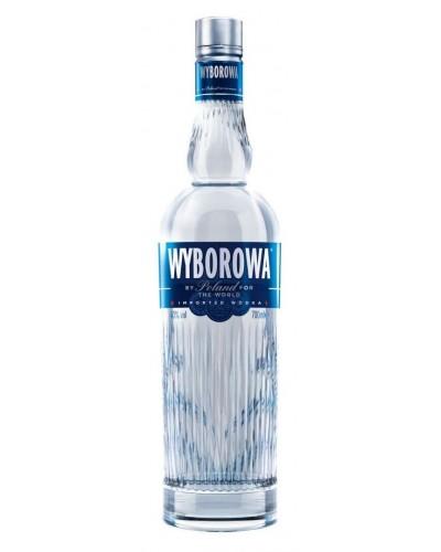 Водка Wyborowa Выборова 1л