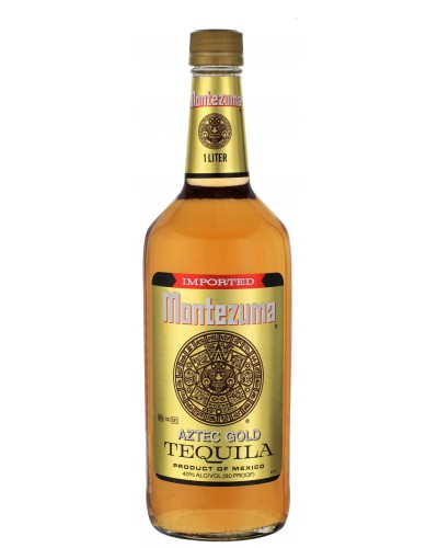 Текила Montezuma Gold Монтесума Голд 1л