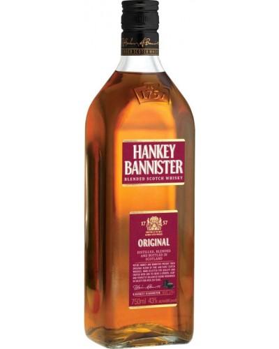 Виски Hankey Bannister Ханки Баннистер 1л