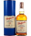 Виски Glenfarclas Гленфарклас 12 лет, в тубе 1л