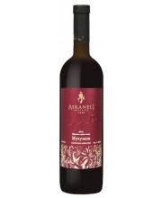 """Вино красное сухое ASKANELI """"Мукузани"""""""