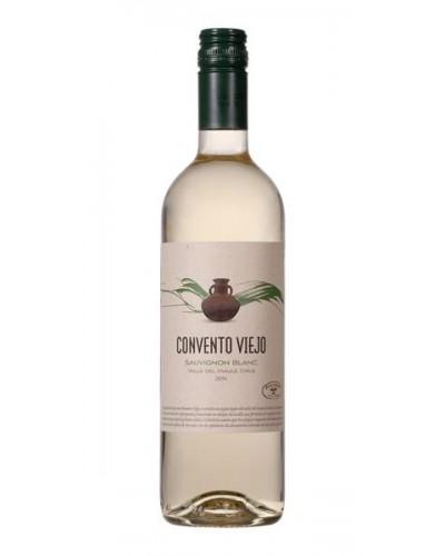 Вино J.Bouchon Конвенто Вьехо Совіньйон Блан белое сухое