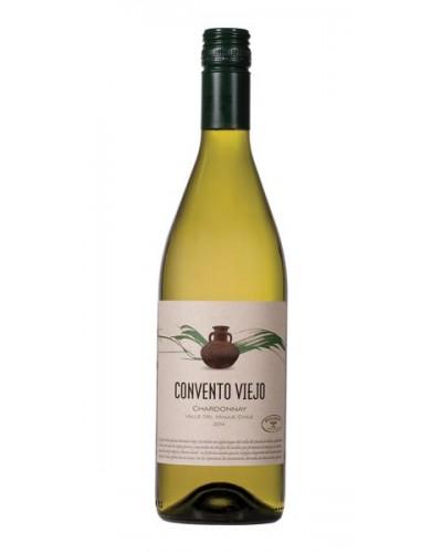 Вино J.Bouchon Конвенто Вьехо Шардоне белое сухое