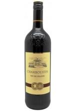 Вино красное сухое Chamboustin Шамбустин 1л