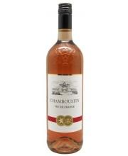 Вино розовое сухое Chamboustin Шамбустин 1л