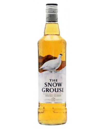 Виски The Snow Grouse Сноу Граус 1л
