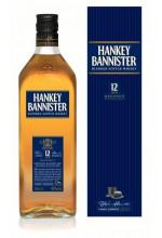 Виски Hankey Bannister 12 YO  Ханки Баннистер 12 лет 1л