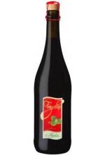 Игристое вино Fragolino i gelsi красное 0,75 л