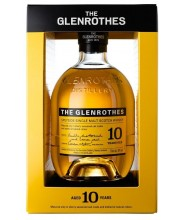Виски Glenrothes Гленротс 10 лет в коробке 0,7л