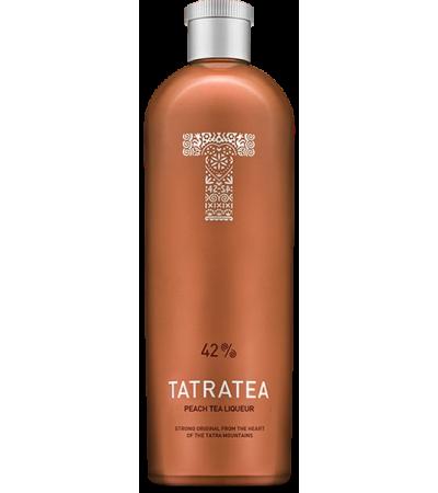 Ликер Tatratea Peach Татрати Персик 0,7л