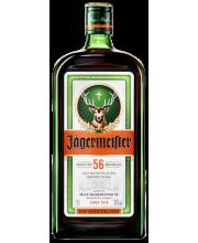 Ликер Jagermeister Егермейстер 1л
