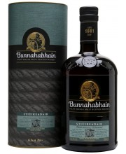 Виски Bunnahabhain Stiuireadair в тубе 0,7л
