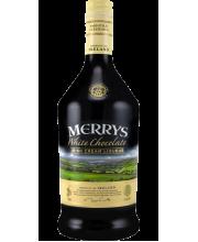 Ликер Merrys White Chocolate Меррис Белый Шоколад 1л