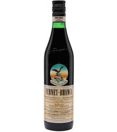 Ликер Fernet Branca Фернет Бранка 39% 0,7л