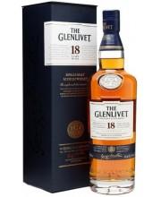 Виски Glenlivet 18 years Гленливет 18 лет 0,7л