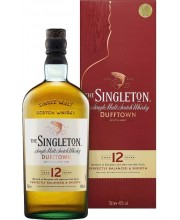Виски Singleton of Dufftown 12 YO 0.7л