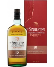 Виски Singleton of Dufftown 15 YO 0.7л