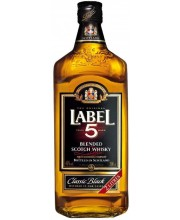 Виски Label Лэйбл 5 Finest Blended Scotch 2л