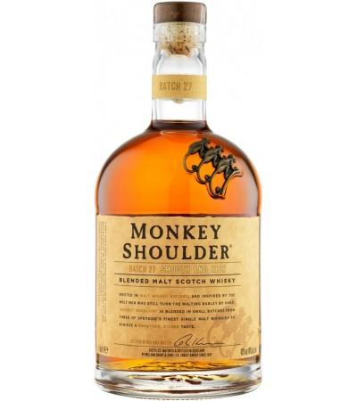 Виски Monkey Shoulder Манки Шоулдер 0,7л