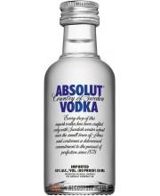 Водка Absolut 0.05L