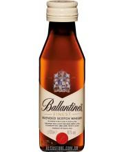Виски Ballantine's Finest 0.05L