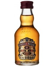 Виски Chivas Regal 12 years old 40% 0.05L