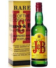 Виски J&B Rare Джей энд Би 1л