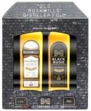 Виски Bushmills Original and Black Bush Gift Pack 1л х 2 шт.