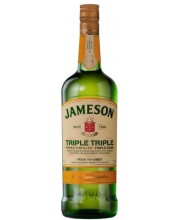 Виски Jameson Triple Triple 1л