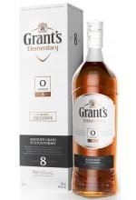 Виски Grant's Oxygen 8 YO Грантс Оксиген 8 лет 1л