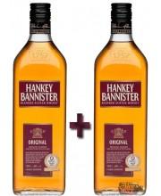 Виски Hankey Bannister 1л х 2 шт.
