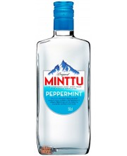 Ликер мятный Минтту Minttu Peppermint 50% 0,5л