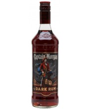 Ром Captain Morgan Black Капитан Морган Блэк 1л