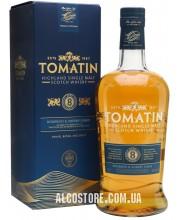 Виски Томатин Tomatin 8 лет 1л