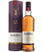 Виски Glenfiddich Гленфиддик 15лет 1л