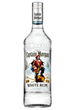 Ром Captain Morgan White Rum Капитан Морган Сильвер 1л