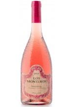 Вино Los Monteros Rosato Лос Монтерос розовое сухое вино 0.75л