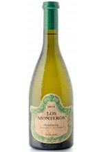 Вино Los Monteros Blanco Лос Монтерос белое сухое вино 0.75 л