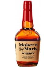 Виски Maker's Mark Бурбон Мэйкерс Марк 1л