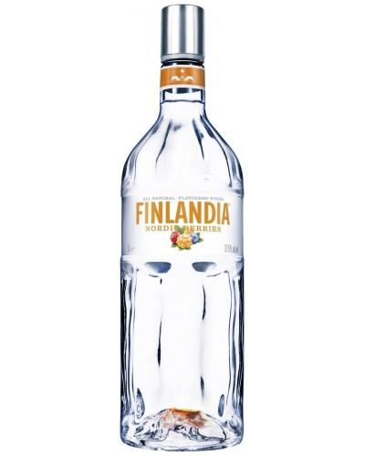 Водка Finlandia Nordic Berries Северные ягоды 1л