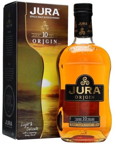 Виски Isle Of Jura 10 YO Остров Юра 10 лет  1л