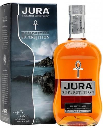 Виски Isle Of Jura Superstition Остров Юра Суеверие 1л