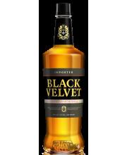 Виски Black Velvet Блэк Вельвет 1л