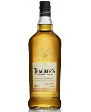 Виски Teacher's Highland Cream Тичерс Хайленд Крем 1л